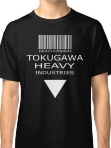 MGS - Tokugawa Heavy Industries - Black Classic T-Shirt