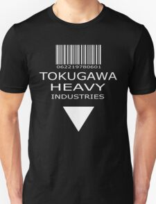 MGS - Tokugawa Heavy Industries - Black T-Shirt