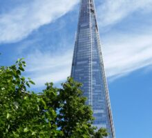 The Shard, London Sticker