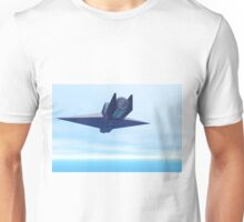 The Equalizer Fighter Ship Unisex T-Shirt