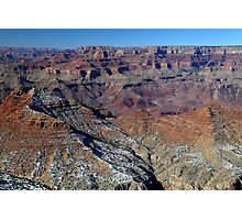 Grand Canyon South Rim 11 Photographic Print