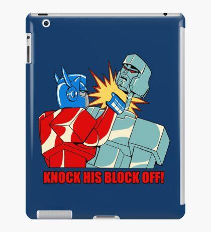 rock'em sock'em  iPad Case/Skin