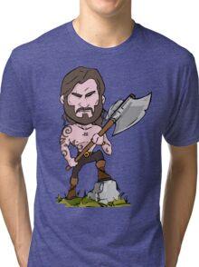 Rollo axe Tri-blend T-Shirt