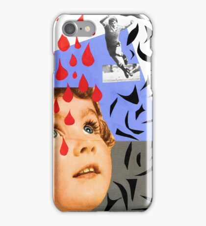 Daddy's Falling iPhone Case/Skin