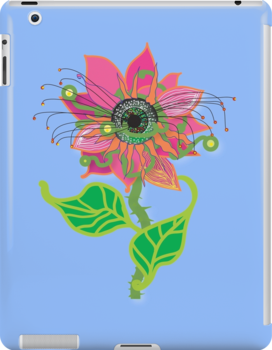 Flower Vision (2006) by Infinite Path  Creations