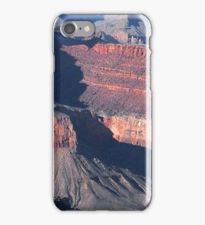 Grand Canyon South Rim Textures 4 iPhone Case/Skin