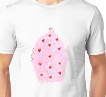 Jacqueline's Cupcake Unisex T-Shirt