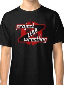PZW [Project Zero Wrestling] Classic T-Shirt