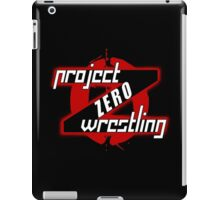 PZW [Project Zero Wrestling] iPad Case/Skin