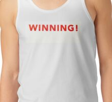 WINNING! Tank Top
