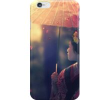 Summer's End iPhone Case/Skin