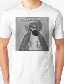 Annie Jones,Bearded Lady, Freak Show, Side Show Unisex T-Shirt