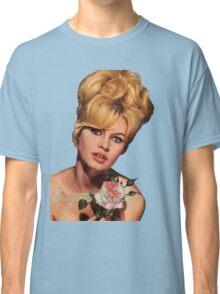 Brigitte Bardot  Classic T-Shirt