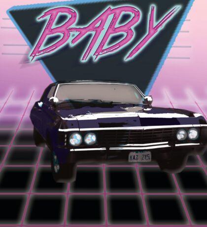 Baby (1967 Chevrolet Impala) Sticker