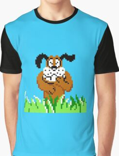Duck Hunt from NES Graphic T-Shirt
