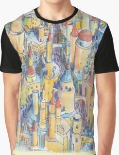 Citta' di Fantasia Graphic T-Shirt