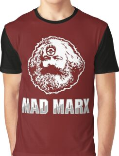 Mad Marx Graphic T-Shirt