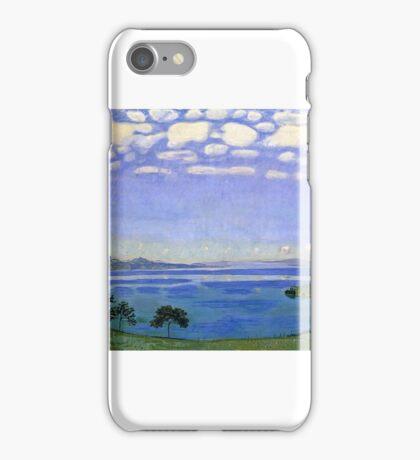 Ferdinand Hodler,  , Lake of Geneve iPhone Case/Skin
