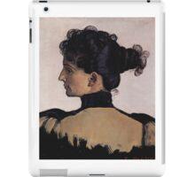 Ferdinand Hodler iPad Case/Skin