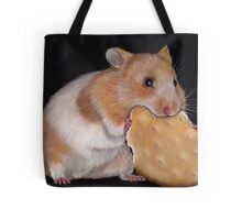 Hamster Goldhamster Tote Bag