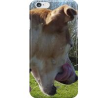 Tia loves her some Liver Cake iPhone Case/Skin
