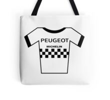 Retro Jerseys Collection - Peugeot Tote Bag