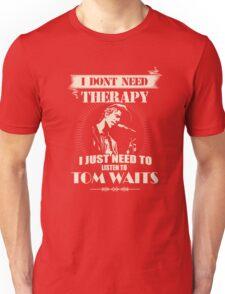 TOM WAITS'FANS Unisex T-Shirt