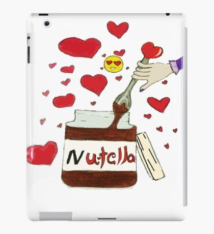 nutella iPad Case/Skin