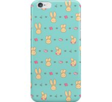 Honey Bunny Pattern iPhone Case/Skin