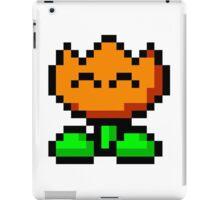 8-Bit Retro Fire Flower iPad Case/Skin
