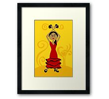 Gypsy Dancer 1 Framed Print