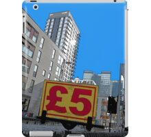Property quick fire sale iPad Case/Skin