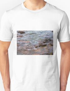 Coastal Waters Of Acadia Unisex T-Shirt
