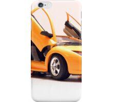 Sports car 4 iPhone Case/Skin