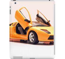 Sports car 4 iPad Case/Skin