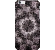 Fractured Crystal iPhone Case/Skin