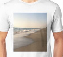 Serenity (Easter Morning on the Beach) Unisex T-Shirt