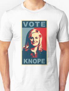 Vote Knope Unisex T-Shirt
