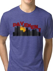Pavement Tri-blend T-Shirt