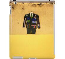 Advertising Man iPad Case/Skin