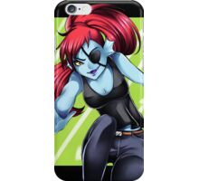 Undyne the Undyng iPhone Case/Skin