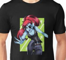 Undyne the Undyng Unisex T-Shirt