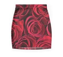 Roses (Eternal Collection) Mini Skirt