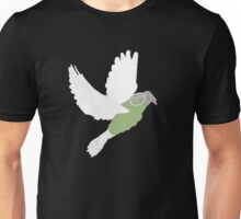 War and Peace - Dove Grenade Unisex T-Shirt