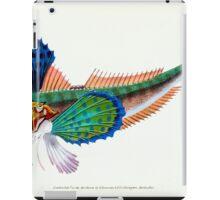 The Natural History of British Fishes Edward Donovan 1802 031 iPad Case/Skin