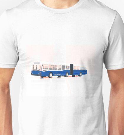 "Street ""bendy"" bus 1 Unisex T-Shirt"