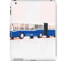 "Street ""bendy"" bus 1 iPad Case/Skin"