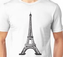 Eiffel tower (Eternal Collection) Unisex T-Shirt