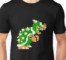 8-bit Bowser Unisex T-Shirt