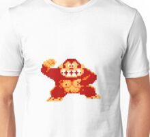 8-Bit Donkey Kong Unisex T-Shirt